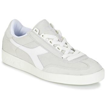 Cipők Rövid szárú edzőcipők Diadora B.ORIGINAL Szürke