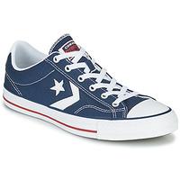 Cipők Rövid szárú edzőcipők Converse STAR PLAYER CORE CANVAS OX Tengerész / Fehér