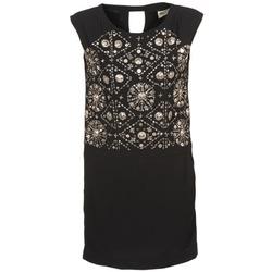 Ruhák Női Rövid ruhák Stella Forest BRO040 Fekete