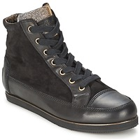 Cipők Női Magas szárú edzőcipők Tosca Blu BANGKOK Fekete