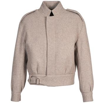 Ruhák Női Kabátok Antik Batik MAX Bézs