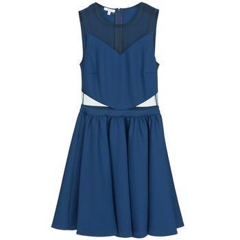 Ruhák Női Rövid ruhák Brigitte Bardot BB45080 Kék