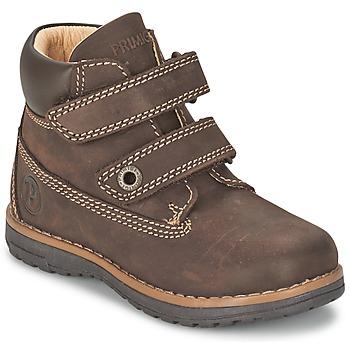 Shoes Fiú Csizmák Primigi ASPY 1 Barna