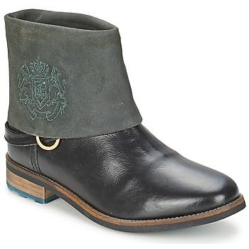 Shoes Női Csizmák Gaastra BONEFISH Fekete