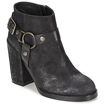 Shoes Női Bokacsizmák Ash FALCON Fekete