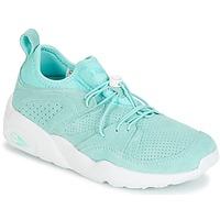 Cipők Női Rövid szárú edzőcipők Puma BLAZE OF GLORY SOFT WNS Kék / Fehér