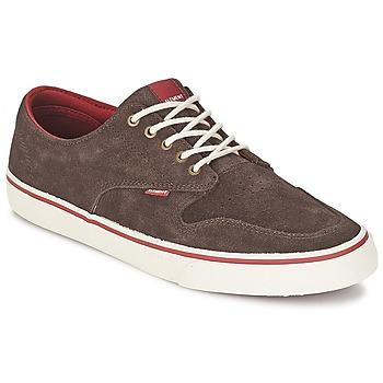 Cipők Férfi Rövid szárú edzőcipők Element TOPAZ C3 Dió