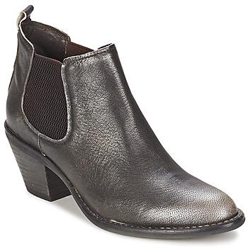 Shoes Női Bokacsizmák Un Matin d'Ete NIPSY Karbon