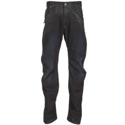 Ruhák Férfi Egyenes szárú farmerek G-Star Raw NEW ARC ZIP 3D Fekete