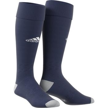 Kiegészítők Sport zoknik adidas Originals Chaussettes  Milano 16 bleu nuit/blanc