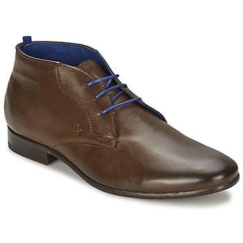 Cipők Férfi Csizmák Azzaro ISON Gesztenye