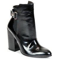 Cipők Női Bokacsizmák Paul & Joe MARCELA Fekete