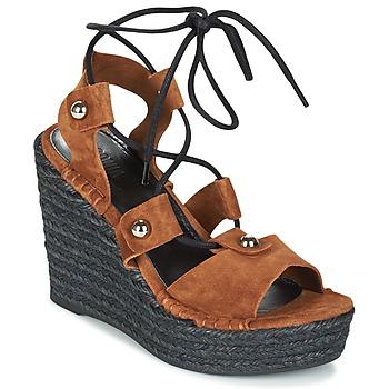 Cipők Női Szandálok / Saruk Sonia Rykiel 622908 Dohány