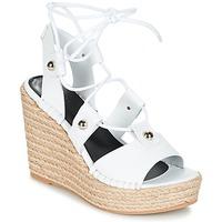 Cipők Női Szandálok / Saruk Sonia Rykiel 622908 Fehér