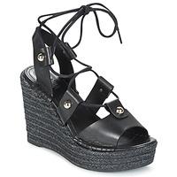 Cipők Női Szandálok / Saruk Sonia Rykiel 622908 Fekete