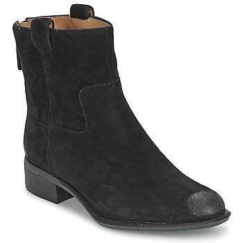 Cipők Női Csizmák Nine West JARETH Fekete