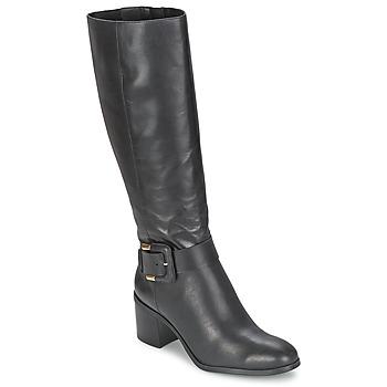 Cipők Női Csizmák Nine West OTIS Fekete