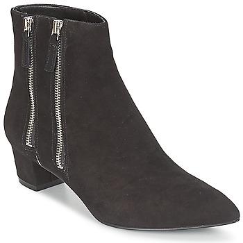 Shoes Női Bokacsizmák Nine West TUNIC Fekete