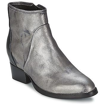 Cipők Női Bokacsizmák Catarina Martins METAL DAVE Ezüst
