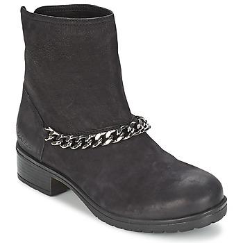 Cipők Női Csizmák Redskins LEPICA Fekete