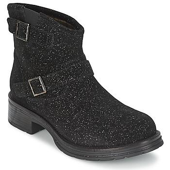 Cipők Női Csizmák Redskins YALO Fekete