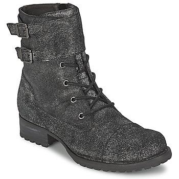 Cipők Női Csizmák One Step IDAN Ezüst