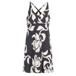 Ruhák Női Rövid ruhák Patagonia AMBER Fekete  / Fehér