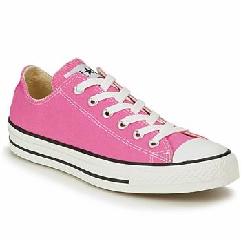 Cipők Rövid szárú edzőcipők Converse All Star OX Rózsaszín