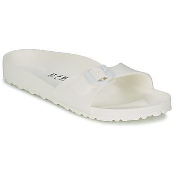 Cipők Női Papucsok Birkenstock MADRID EVA Fehér