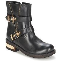 Shoes Női Csizmák Elle RASPAIL Fekete