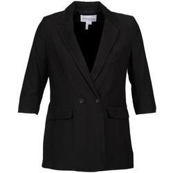 Ruhák Női Kabátok / Blézerek BCBGeneration ISABEL Fekete