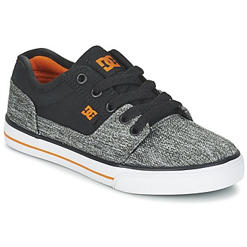 Shoes Fiú Rövid szárú edzőcipők DC Shoes TONIK TX SE B SHOE BGY Fekete  / Szürke