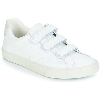 Cipők Női Rövid szárú edzőcipők Veja 3 - LOCK Fehér