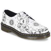 Cipők Oxford cipők Dr Martens 1461 Fehér / Fekete