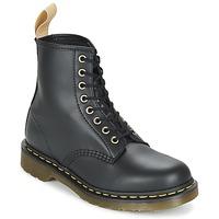 Cipők Csizmák Dr Martens VEGAN 1460 Fekete