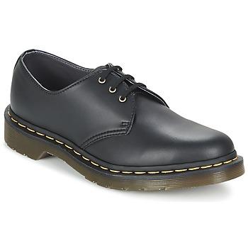 Cipők Oxford cipők Dr Martens VEGAN 1461 Fekete
