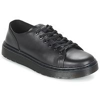 Cipők Női Rövid szárú edzőcipők Dr Martens DANTE Fekete