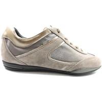 Cipők Női Rövid szárú edzőcipők Tod's AZ570 Bézs