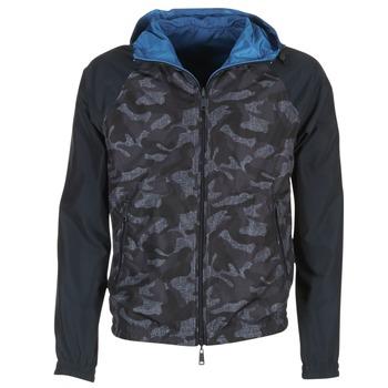 material Férfi Dzsekik Armani jeans MIRACOLA Szürke