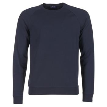material Férfi Pulóverek Armani jeans NOURIBIA Tengerész