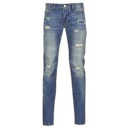 material Férfi Slim farmerek Armani jeans NAKAJOL Kék