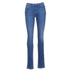 Ruhák Női Egyenes szárú farmerek Armani jeans HOUKITI Kék