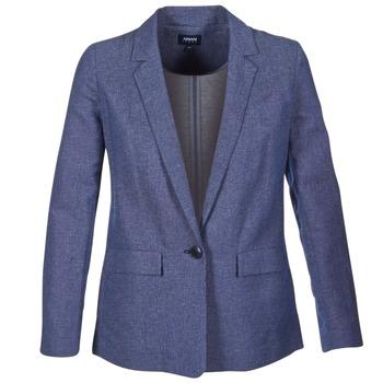 Ruhák Női Kabátok / Blézerek Armani jeans FADIOTTA Kék