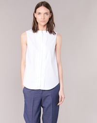 Ruhák Női Ingek / Blúzok Armani jeans GIKALO Fehér