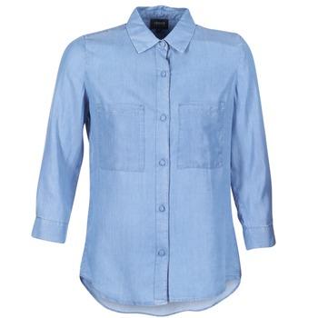 Ruhák Női Ingek / Blúzok Armani jeans OUSKILA Kék