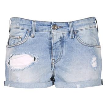 Ruhák Női Rövidnadrágok Armani jeans JUTELAPO Kék