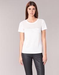 material Női Rövid ujjú pólók Armani jeans KAJOLA Fehér