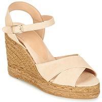 Cipők Női Szandálok / Saruk Castaner BLAUDELL Bőrszínű