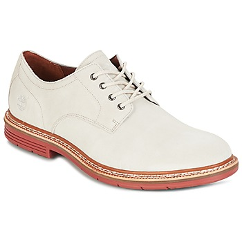 Cipők Férfi Oxford cipők Timberland NAPLES TRAIL OXFORD Fehér