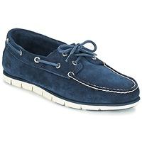 Cipők Férfi Vitorlás cipők Timberland TIDELANDS 2 EYE Tengerész